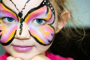 butterfly-face-paint-girl