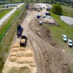 industrial aerial